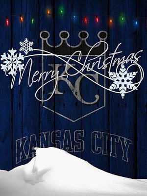 Present Photograph - Kansas City Royals by Joe Hamilton