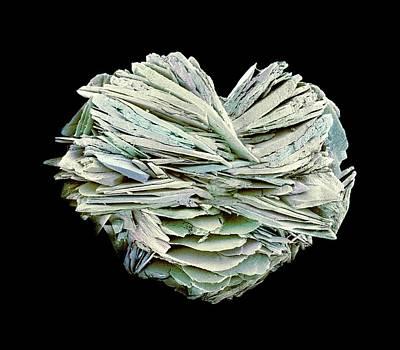Calculus Photograph - Kidney Stone by Susumu Nishinaga