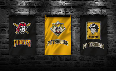 Pittsburgh Pirates Print by Joe Hamilton