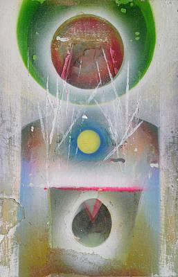 Spiritscape Print by Jeremy Johnson
