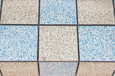 Designers Choice Photograph - Tiles by Tom Gowanlock