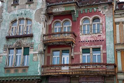 Romania Photograph - Timisoara In The Banat Of Romania by Martin Zwick