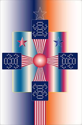 87a-5 Print by Larry Waitz