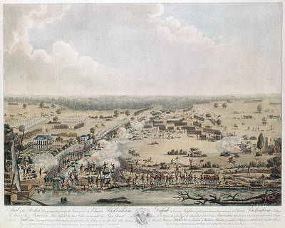 Battle Of New Orleans Print by Granger
