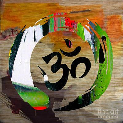 Zen Mixed Media - Stream Of Inspiration by Marvin Blaine