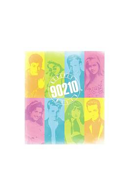 Beverly Hills Digital Art - 90210 - Color Block Of Friends by Brand A