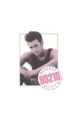 Beverly Hills Digital Art - 90210 - Dylan by Brand A