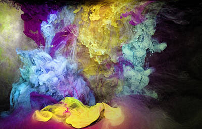 Photograph - A Beautiful Mess by Katie Miller