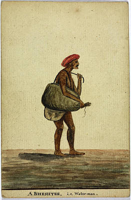 A Bheshtee Print by British Library