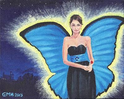 A Blue Fairy Original by Glenn Harden