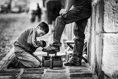 A Boy Original by Eric Lee