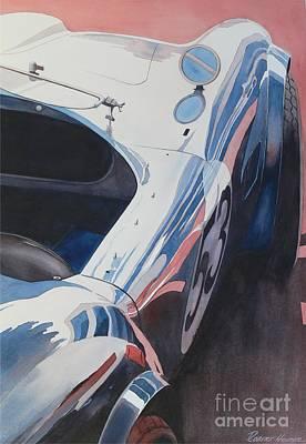 Cobra Painting - A C by Robert Hooper