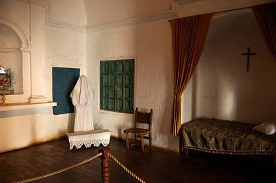 A Cell In Santa Catalina Monastery Print by RicardMN Photography