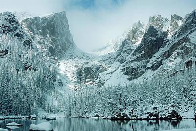 Estes Park Photograph - A Dream At Dream Lake by Eric Glaser