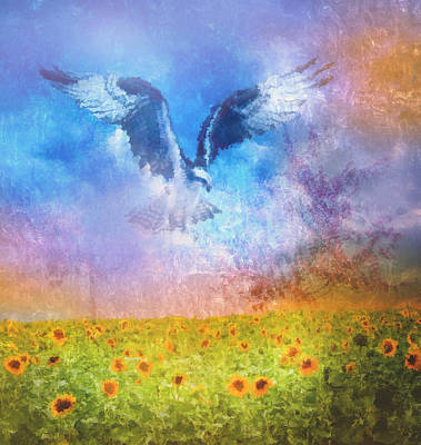 A Dream Within A Dream Print by Georgiana Romanovna