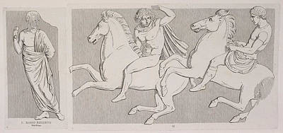 A Frieze Print by British Library