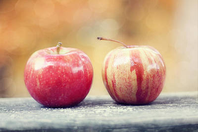 Apple Photograph - A Gala Affair by Amy Tyler