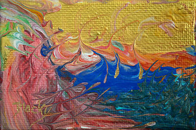 A Good Day For Sailing Original by Donna Blackhall