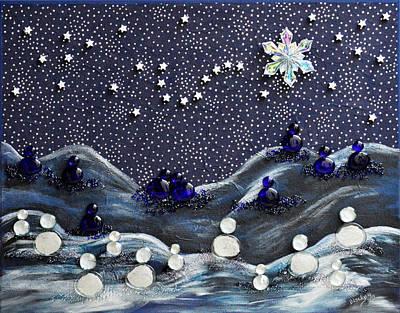 A Midnight Clear Original by Donna Blackhall