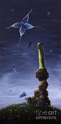 A New Beginning By Shawna Erback Print by Shawna Erback