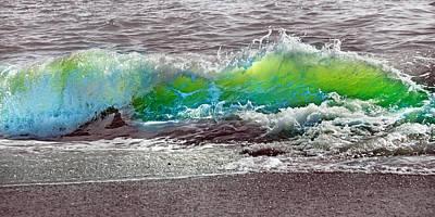 North Carolina Coast Photograph - A Perfect Ending by Betsy Knapp