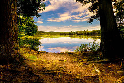 Auburn Photograph - A Secret Place by Bob Orsillo