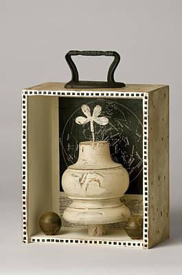 Sculpture - A Source Of Amusement by Susan McCarrell