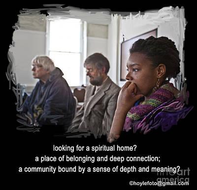 A Spiritual Home Original by Mike Hoyle