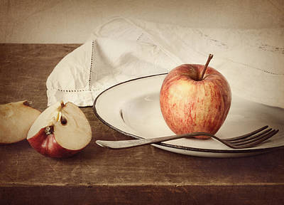 Tableware Photograph - A Taste Of Autumn by Amy Weiss