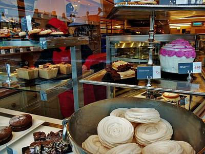 Sutton Photograph - A Wonderful English Bakery by Jan Moore