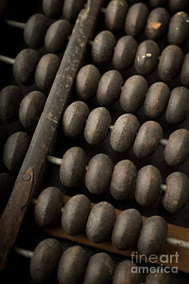 Abacus Photograph - Abacus by Edward Fielding