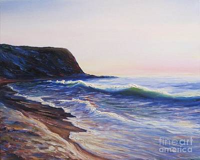 Abalone Cove Print by Frederick  Luff