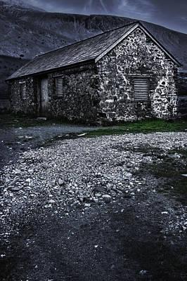 Abandoned Farm Print by Svetlana Sewell