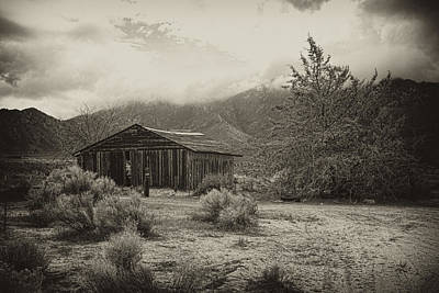 Abandoned Photograph - Abandoned In The Sierras by Hugh Smith