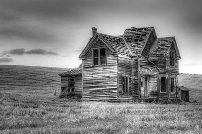 Abandoned Print by Jean Noren