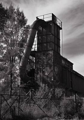 Photograph - Abandoned by Marty  Cobcroft