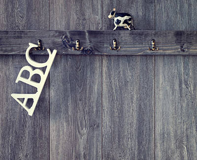 Abc Photograph - Abc's by Amanda And Christopher Elwell