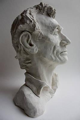 Abraham Lincoln- Profile Original by Derrick Higgins