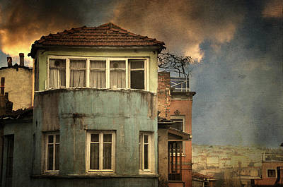 Istanbul Photograph - Absence 16 44 by Taylan Apukovska