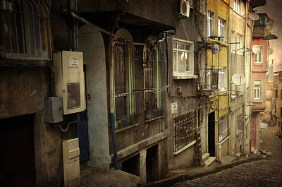 Ghetto Photograph - Absence 16.37 by Taylan Soyturk