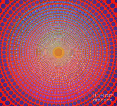 Abstract Dot Original by Atiketta Sangasaeng