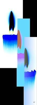 Abstract Fusion Digital Art - Abstract Fusion 220 by Will Borden