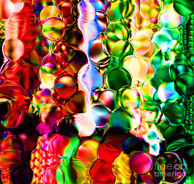 Abstract Gems Original by Gayle Price Thomas