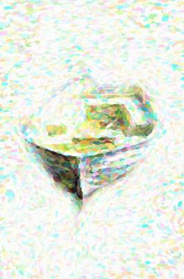 Abstract Rowboat Original by Toppart Sweden