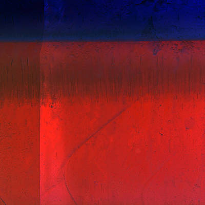 Three Photograph - Abstract Triptychon 2-1 by Jochen Schoenfeld