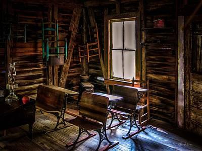 Acadian School Original by Sheldon Anderson
