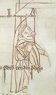 Account-book Of Beaulieu Abbey Print by British Library