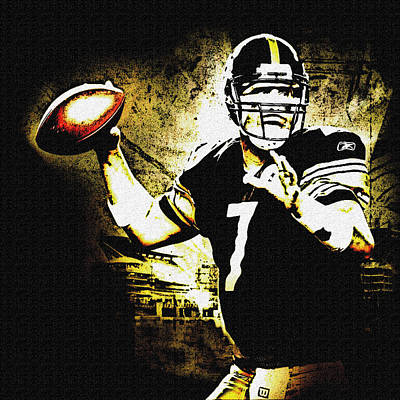 American Football Digital Art - Accurate Hands by VRL Art