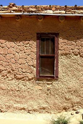 Pueblo Architecture Photograph - Acoma Pueblo by Joe Kozlowski
