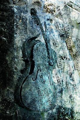 Adagio For A Broken Dream Print by Joachim G Pinkawa